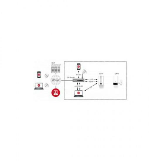 Wolf FGB-K-24 Επίτοιχος Λέβητας Αερίου υγραερίου Συμπύκνωσης (Με δώρο καμινάδα και θερμοστάτη) (3 άτοκες δόσεις)